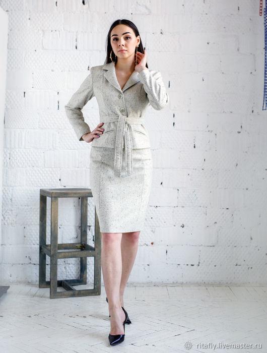 5a03eb2a0ff Костюмы ручной работы. Ярмарка Мастеров - ручная работа. Купить 371  женский  костюм с ...
