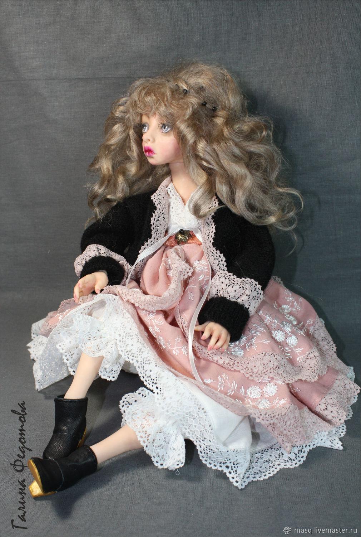 Авторская шарнирная кукла, Шарнирная кукла, Симферополь,  Фото №1