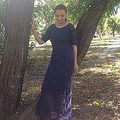 """Одежда ручной работы. Ярмарка Мастеров - ручная работа Платье """" Лебениое озеро. Одиллия."""". Handmade."""
