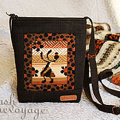 Сумки и аксессуары handmade. Livemaster - original item Handbag over the shoulder
