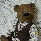 Куклы и игрушки handmade. Livemaster - original item Teddy bear fadei 30 cm.. Handmade.
