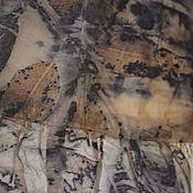 Одежда ручной работы. Ярмарка Мастеров - ручная работа Юбочка в эко стиле.. Handmade.