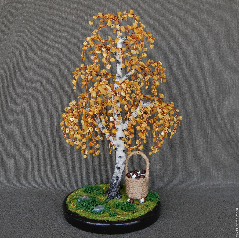 Поделки из дерева береза