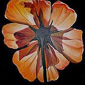 Картины и панно ручной работы. Ярмарка Мастеров - ручная работа Солнце в цветке. Handmade.