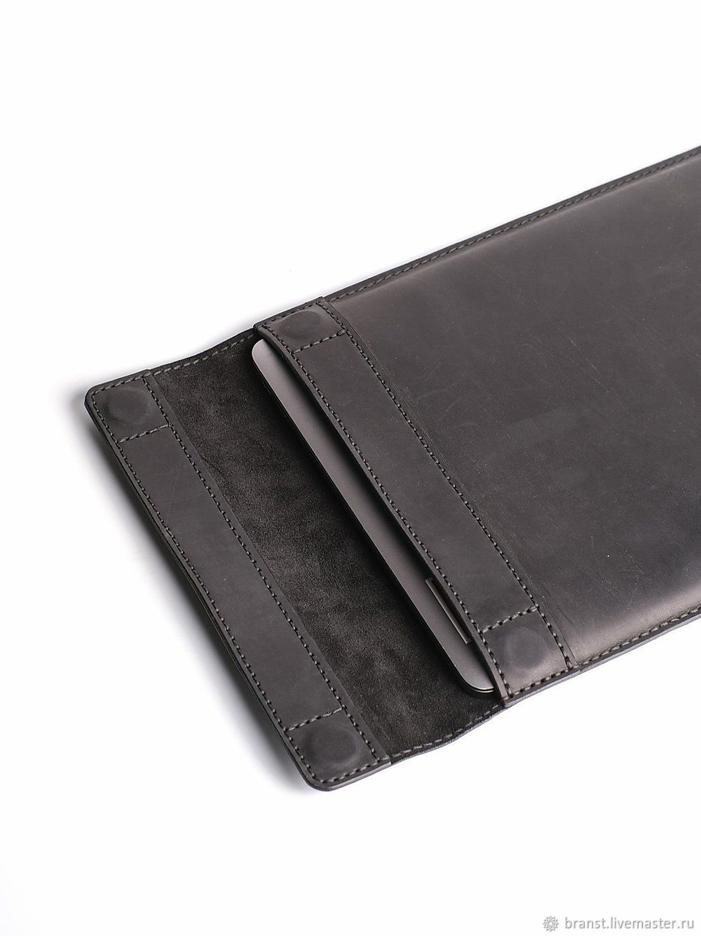 Kuga leather case with flap for laptop, Case, Moscow,  Фото №1