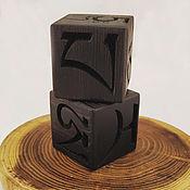 Фен-шуй и эзотерика handmade. Livemaster - original item Tibetan MO cubes for divination. Handmade.