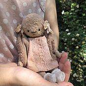 Мягкие игрушки ручной работы. Ярмарка Мастеров - ручная работа Зайка Тася. Handmade.
