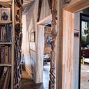 Для дома и интерьера ручной работы. Ярмарка Мастеров - ручная работа Зеркало с морскими корягами. Handmade.