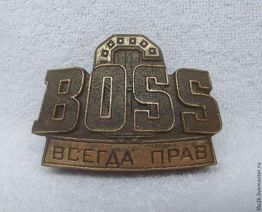 Мыло Босс всегда прав