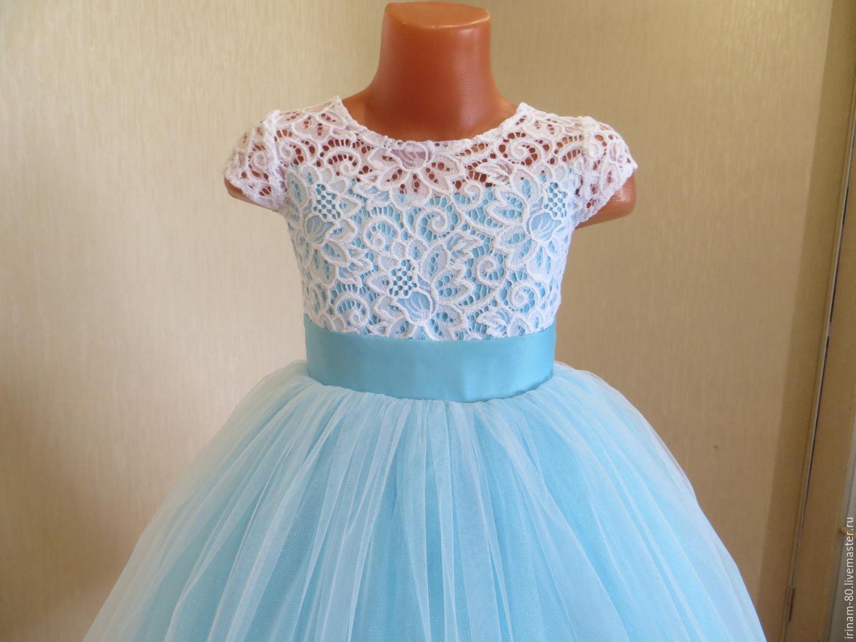 Нарядные платья для девочек пошить своими руками фото 149