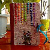 Для дома и интерьера ручной работы. Ярмарка Мастеров - ручная работа шкатулка. Handmade.