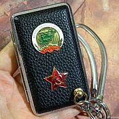 Сувениры и подарки handmade. Livemaster - original item CIGARETTE CASE FOR 12 ORDINARY AND 20 THIN CIGARETTES