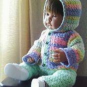 """Куклы и игрушки ручной работы. Ярмарка Мастеров - ручная работа Комплект  """"Разноцветный"""". Handmade."""