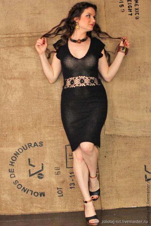 Распродажа Сексуальное Черное Платье - товары со скидкой