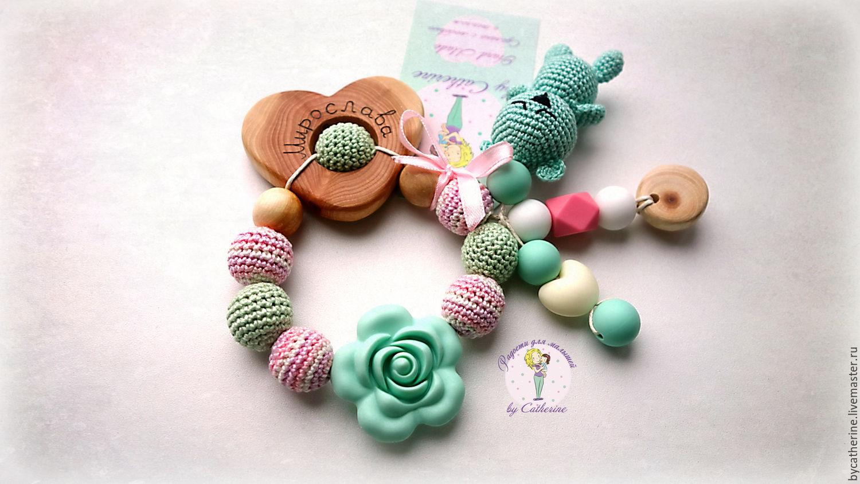 Juniper teething toy, Teethers and rattles, Bryansk,  Фото №1