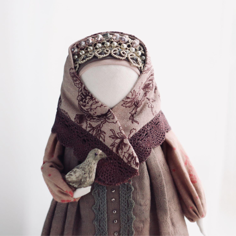 «Сизая голубка» кукла-образ, Народная кукла, Чебоксары,  Фото №1