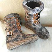 Обувь ручной работы handmade. Livemaster - original item Boots shoes