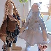 """Куклы и игрушки ручной работы. Ярмарка Мастеров - ручная работа Кукла Тильда  """"Зая"""". Handmade."""