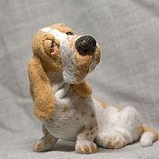 Куклы и игрушки ручной работы. Ярмарка Мастеров - ручная работа Валяная скульптура «Оптимист». Handmade.
