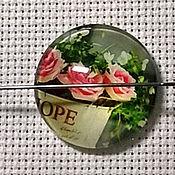 Материалы для творчества ручной работы. Ярмарка Мастеров - ручная работа Магнит для иголок (в ассортименте). Handmade.