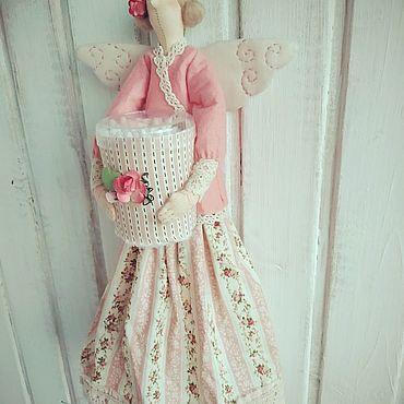 Куклы и игрушки ручной работы. Ярмарка Мастеров - ручная работа Банная фея Коралловый свет. Handmade.