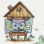 Дом большой совы (DomSov7) - Ярмарка Мастеров - ручная работа, handmade