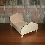 Материалы для творчества handmade. Livemaster - original item Blanks: crib for dolls and toys 1120. Handmade.