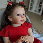 Куклы и игрушки ручной работы. Ярмарка Мастеров - ручная работа кукла реборн Габриела. Handmade.