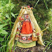 """Куклы и игрушки ручной работы. Ярмарка Мастеров - ручная работа """"Одолень трава"""" славянская кукла. Handmade."""