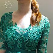 Одежда handmade. Livemaster - original item Grosgrain prom dress