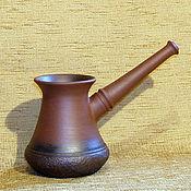 Посуда ручной работы. Ярмарка Мастеров - ручная работа Турка №2. Handmade.