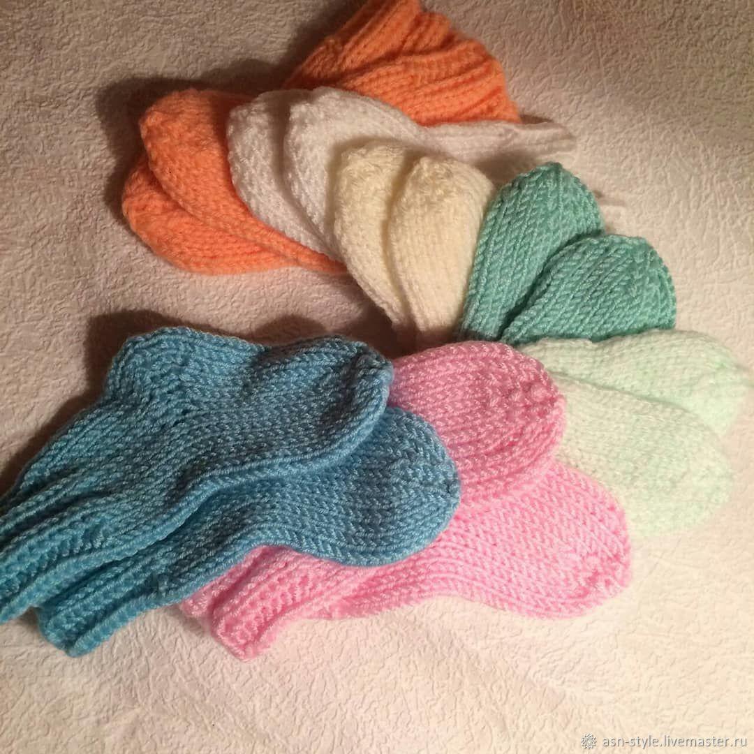 Носочки для новорожденных, Пинетки, Калуга, Фото №1