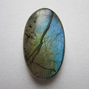 Материалы для творчества handmade. Livemaster - original item Labradorite. Cabochon №54. Handmade.