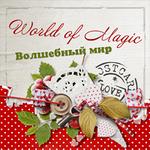 "Фотодизайн ""World of magic"", Алина. - Ярмарка Мастеров - ручная работа, handmade"