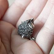 Украшения handmade. Livemaster - original item Lama Pendant. Handmade.