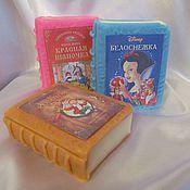 """Косметика ручной работы. Ярмарка Мастеров - ручная работа Мыло сувенирное """"Книга"""" 3D.. Handmade."""