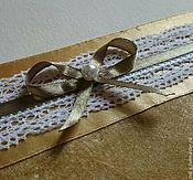 Подарки к праздникам ручной работы. Ярмарка Мастеров - ручная работа Папка подарочная для фотографий или грамот А4 формата. Handmade.