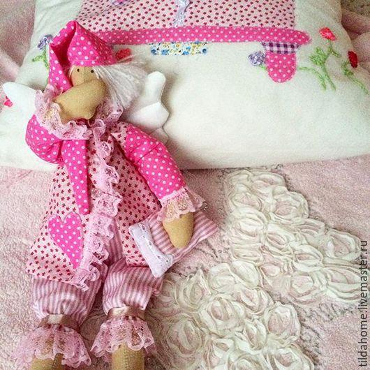 Маленький сплюшка ищет друга для сна!!!. При изготовлении использован только хлопок!!!
