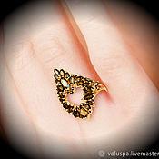 Фен-шуй и эзотерика handmade. Livemaster - original item Ring-talisman,