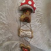 Куклы и пупсы ручной работы. Ярмарка Мастеров - ручная работа кофейные домики. Handmade.