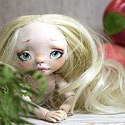 Куклы и игрушки ручной работы. Ярмарка Мастеров - ручная работа Варежка (Кнопа) продана. Handmade.
