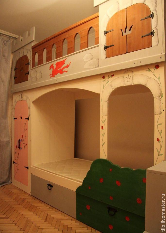 Детская кровать мастер класс