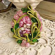 Украшения handmade. Livemaster - original item Brooch rose garden. Handmade.