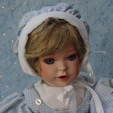 Куклы и игрушки ручной работы. Ярмарка Мастеров - ручная работа Пастушка от Phyllis Wright. Handmade.