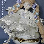 Куклы и игрушки ручной работы. Ярмарка Мастеров - ручная работа Весенка. Handmade.