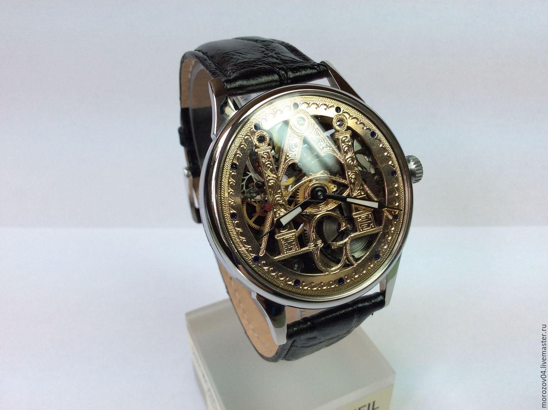 1d39f0dcbb4b Часы ручной работы. Заказать Наручные часы ручной работы.С натуральным  бриллиантом 137. watchik ...