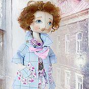 Куклы и игрушки handmade. Livemaster - original item Anya. Handmade.