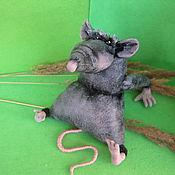 Куклы и игрушки ручной работы. Ярмарка Мастеров - ручная работа Крыс Рататуй. Handmade.