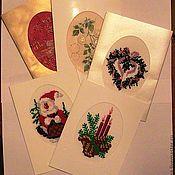 Открытки ручной работы. Ярмарка Мастеров - ручная работа открытки ручной работы. Handmade.