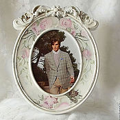 Сувениры и подарки handmade. Livemaster - original item Photo frame shabby chic